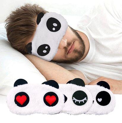 Panda maska
