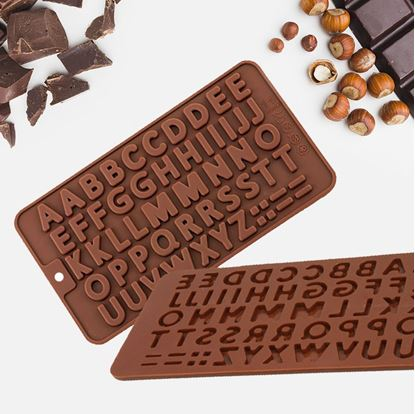 výroba čokoládových pralinek
