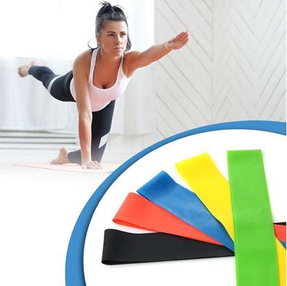 odporová guma na cvičení