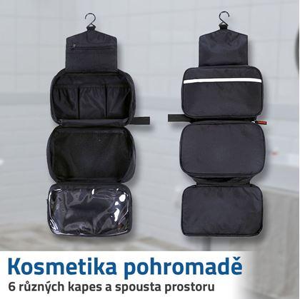 cestovní organizéry do kufru