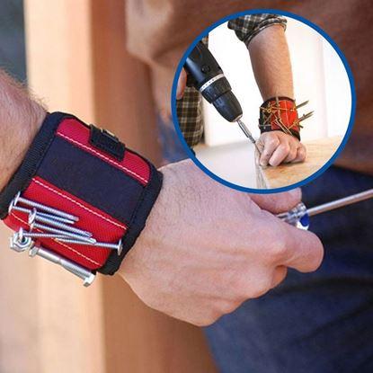 magnetický náramek pro kutily
