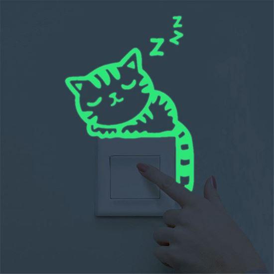 samolepky na vypínače