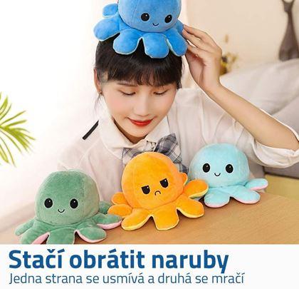 Plyšák chobotnice
