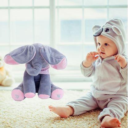 Hrající slon