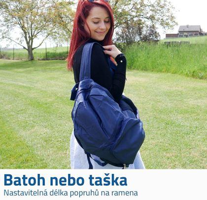 Batoh a taška