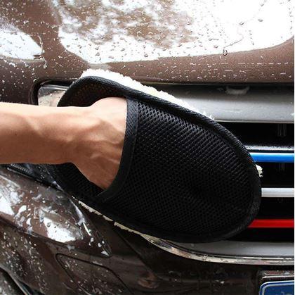 Houba na mytí auta