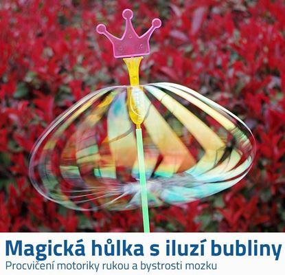 Magická hůlka