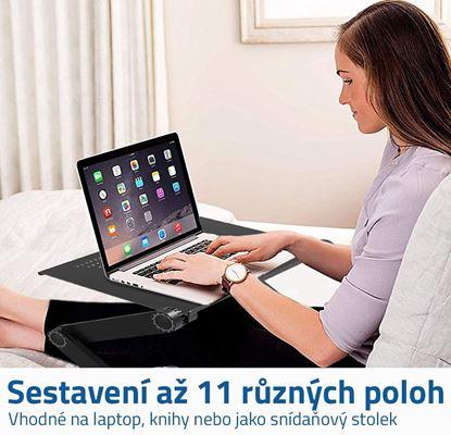Stolek na laptop