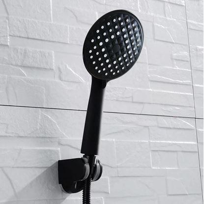 Obrázek Sprchová hlavice - černá