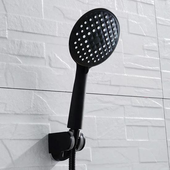 Obrázek z Sprchová hlavice - černá