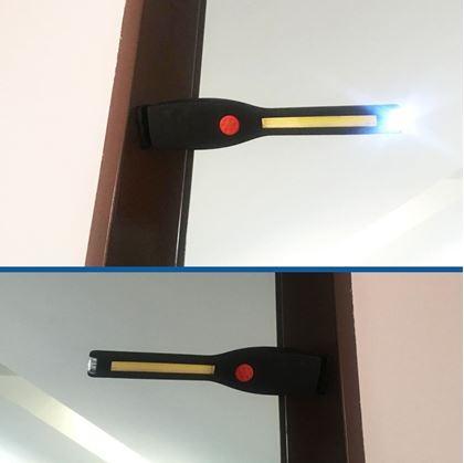 světlo s magnetem