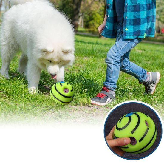 Pískací míček
