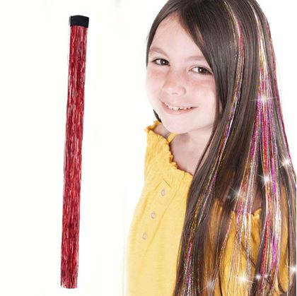 Pramínky do vlasů