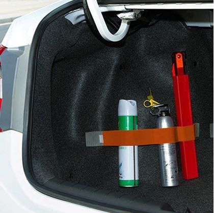 Organizér do auta