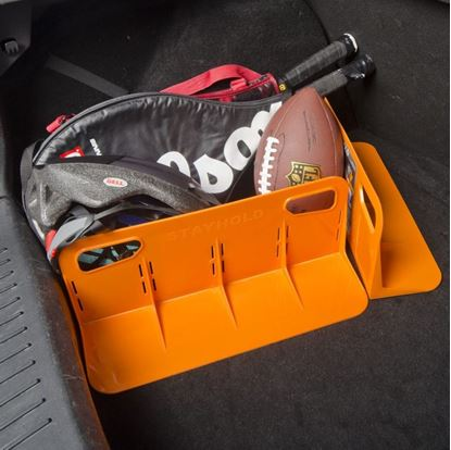 zarážky do kufru auta