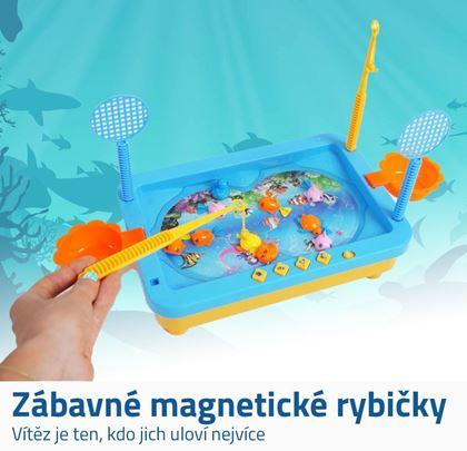 Magnetické rybičky