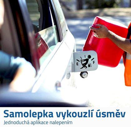 Spotřeba paliva