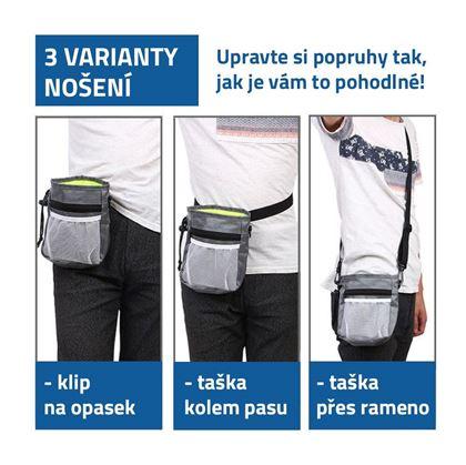 Cestovní taška 2v1