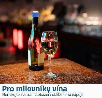 Uzaverka na vino