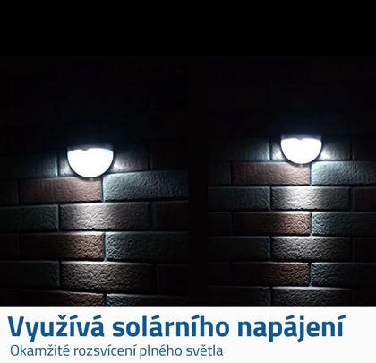 Solární světlo