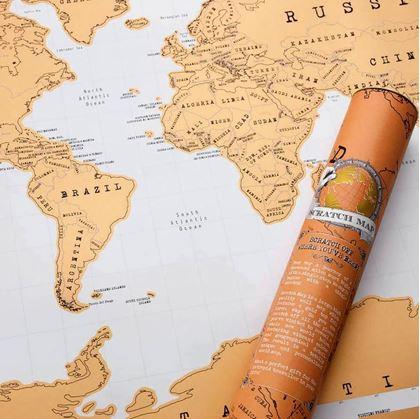 Stiraci mapa