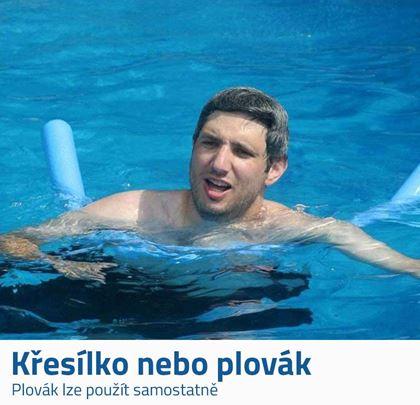 Křesílko do bazénu