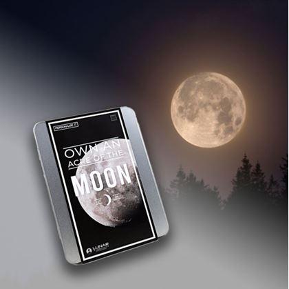 místo na Měsíci