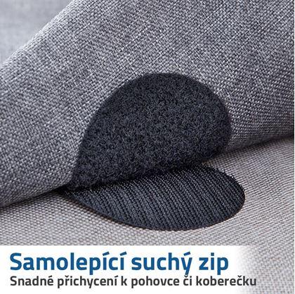 Protiskluzové podložky na suchý zip