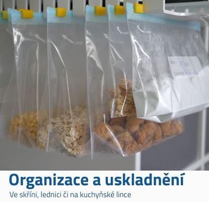 Organizér na potraviny