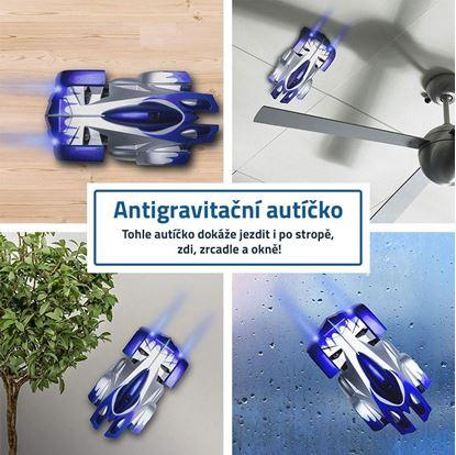 Antigravitační autíčko