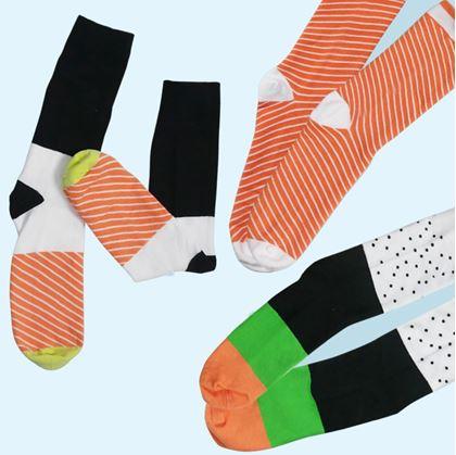 ponožky sushi