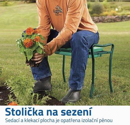 Zahradní stolička