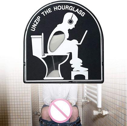 WC hodiny